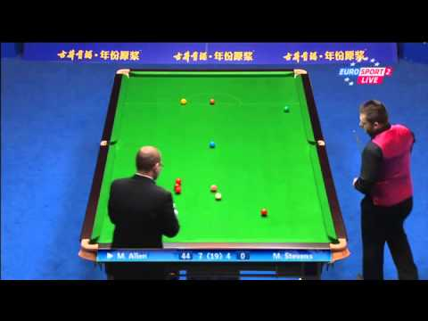 Haikou World Snooker Open 2013 - Final - Allen vs. Stevens.(Final.Session).A.ENG