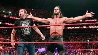 Download WWE Wal3ooha: دين أمبروز و سيث رولينز يتحدان أخيراً 3Gp Mp4