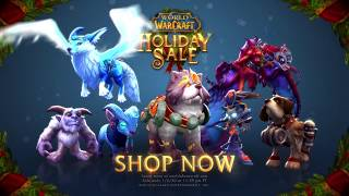 World of Warcraft Holiday Sale 2019