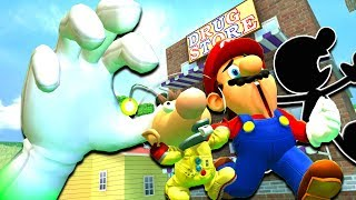 A Smash Bros Story || Hobo Theatre