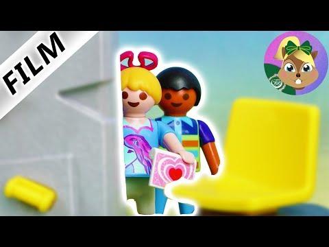 بلايموبيل الفيلم    هانا تحصل مرة أخرى على رسالة حب!هانا و دايف يصبحة مباحث
