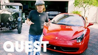 Cars That Rock - Brian Johnson