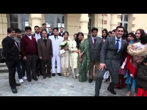 Muslim Pakistani Wedding In France L Kainth Digital Studio Paris video