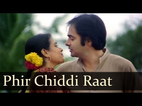 Phir Chiddi Raat Phoolo Ki - Farooq Sheikh - Supriya Pathak - Bazaar - Talat Aziz Ghazals - Khayyam video