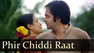 Phir Chiddi Raat Phoolo Ki Video song from Bazaar