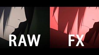 Raw / FX comparison