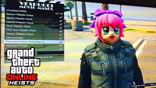 GTA 5 Heist - $10 MILLION DOLLAR SPENDING SPREE!!! (GTA 5 HEIST DLC UPDATE)