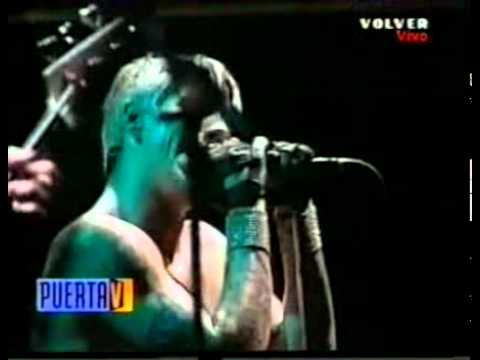 Red Hot Chili Peppers - 24.1.2001 Argentina