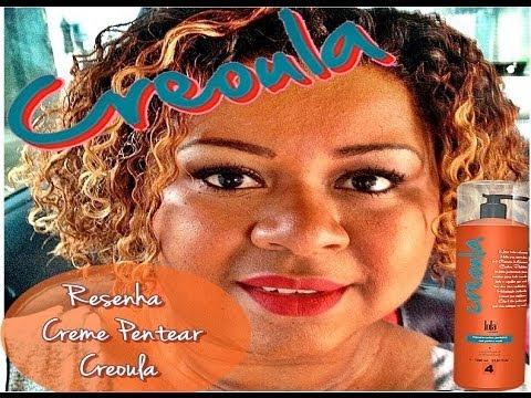 Crespos e Cacheados: Resenha Creme Pentear Creoula - Lola Cosmetics