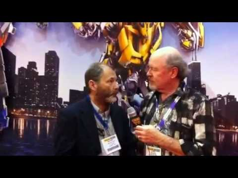 Scott Fresener interviews Richard Greaves at SGIA 2011