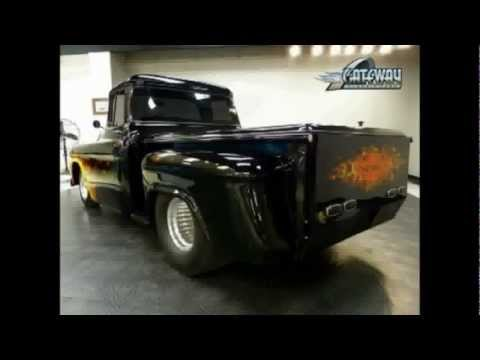 1959 Chevrolet Apache pickup for sale at Gateway Classic Cars in St. L