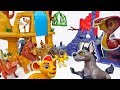 Hungry Hyena & Cobra Is Appeared~! Gather Up The Lion Guard #ToyMartTV