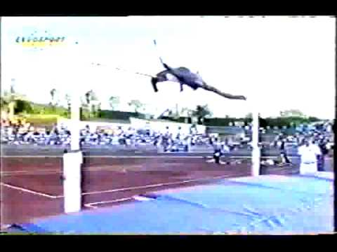 World Record High Jump