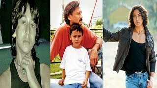 Tiger Shroff Childhood Photos    Rare & Unseen pictures!!!