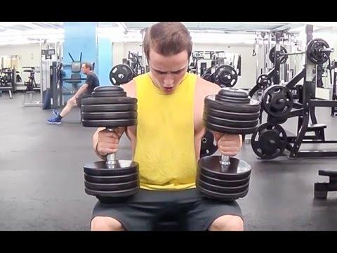 Killer Chest Workout (a New Beginning) video