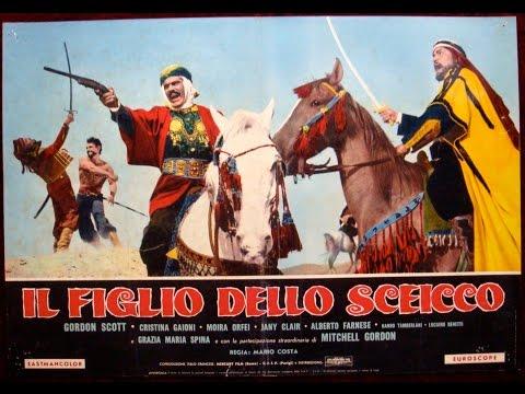 Kerim. Son of the Sheik Il Figlio dello Sceicco. Full Movie by Film&Clips