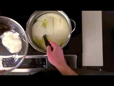 Simple Mozzarella Recipe