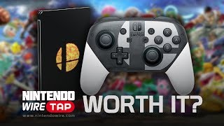 Are the Smash Bros. Ultimate Special Edition & Pro Controller Worth It?   Nintendo Wiretap