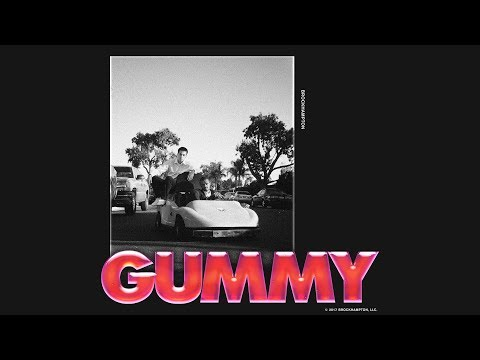 GUMMY - BROCKHAMPTON