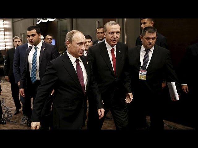 """Ceylan, embajador turco en la OTAN: """"Los aviones rusos recibieron diez advertencias en cinco…"""