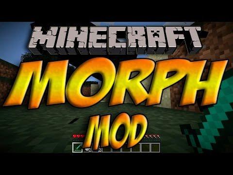 Minecraft 1.6.4 - Como Instalar MORPH MOD - ESPAÑOL [HD] 1080p
