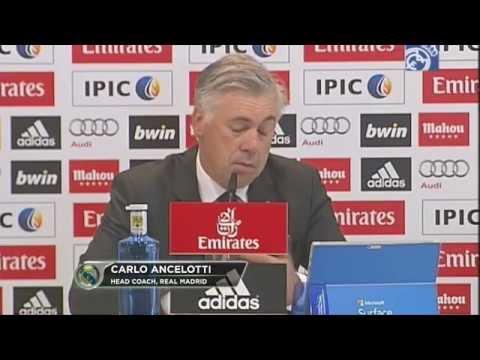 Carlo Ancelotti sicher: