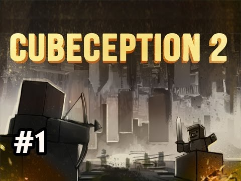 Minecraft: Cubeception 2 w/Nova & SSoH Ep.1 - THE SEQUEL DUN DUN DUNNN