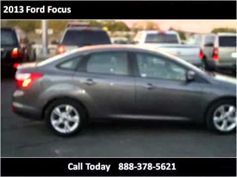 2013 Ford Focus Used Cars Susanville Ca Youtube