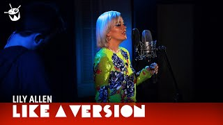 Lily Allen - 'Family Man' (live on triple j)