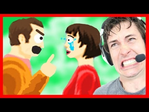 Best of Happy Wheels - I WANT A DIVORCE!