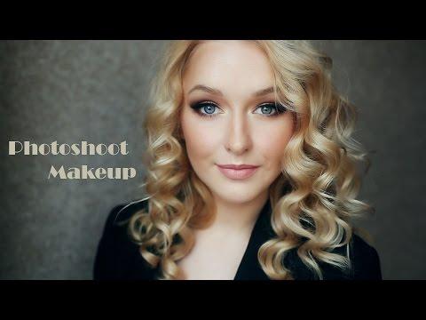 Макияж для фотосессии Photoshoot Makeup Волшебный скотч