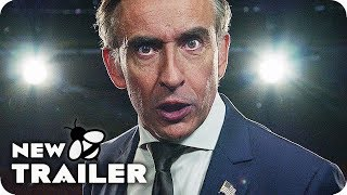 HOT AIR Trailer (2019) Steve Coogan Neve Campbell Comedy Movie