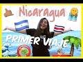 VIAJE A NICARAGUA   MI PRIMER VIAJE FUERA DEL PAIS   #CelesVlogs