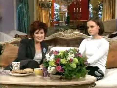 Alexis Bledel On Sharon