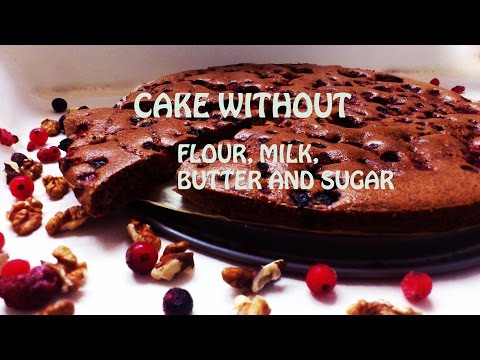 Cake Recipes For Diabetics Without Artificial Sweetener