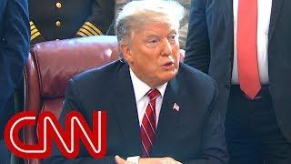 Trump vetoes national emergency resolution