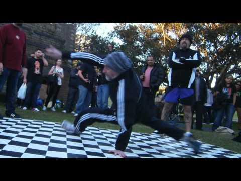 Man Parrish,B-Boy Supreme - Boogie Down - DJ OzYBoY 2013 Edit