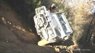 LAND ROVERS ACROSS ALL TERRAINS