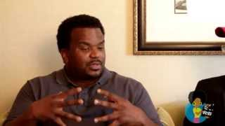 Craig Robinson - Perfect Timing (The Peeples Interview)