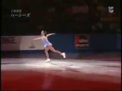 Sarah Hughes 1999 Hersheys FS Video