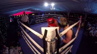 Ultra White Collar Boxing | Mansfield | Caleb Steele VS Leevan Taylor