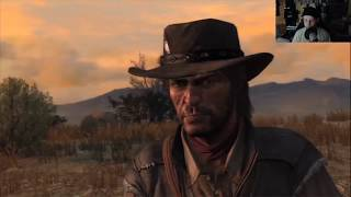 Agraelus Záznam streamu - Red Dead Redemption - 20.8.2018