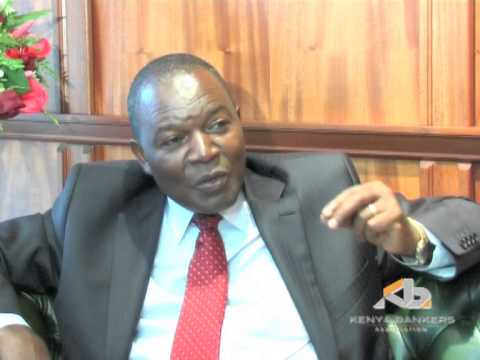 Prof. Njuguna Ndun'gu, Governor Central Bank of Kenya_Part 1