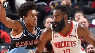 Houston Rockets vs Cleveland Cavaliers - Full Highlights | December 11, 2019 | 2019-20 NBA Season