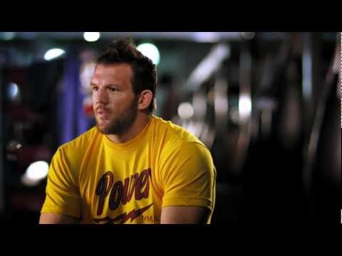 MMA Crossfire – Monster Milk signs UFC light-heavyweight Ryan Bader