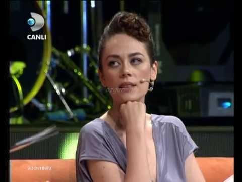 Demet Evgar Pippi Çizgi Film Muhabbeti (Beyaz Show)