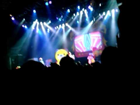 kyary pamyu pamyu live at chicago house of blues video clips 2014
