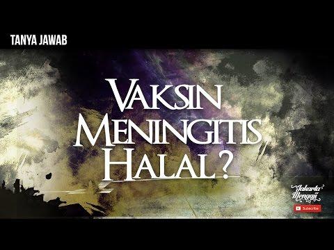 Vaksin Meningitis Halal - Ustad Rizal Yuliar, Lc