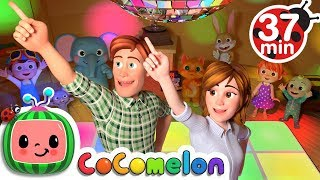 Looby Loo + More Nursery Rhymes & Kids Songs - CoComelon