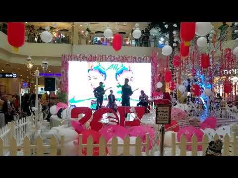 X~Style Band - Cinta Bulan Purnama @Karawang Central Plaza Mall, Karawang